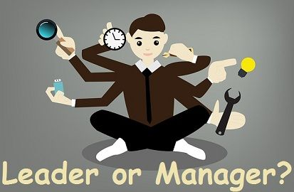 similarities and differences of a leader and a manager Leaders who know how to coach rather than just manage have an advantage  and will find developing high performance teams easier.