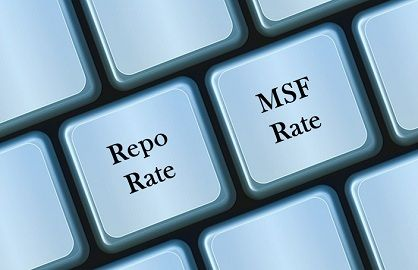 repo rate vs msf rate