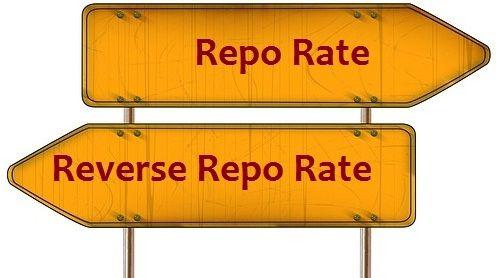 repo vs reverse repo rate