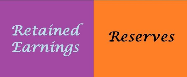 Retained Earnings and Resserves
