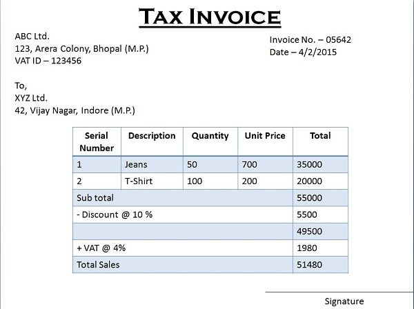 Occupyhistoryus  Marvellous Difference Between Tax Invoice And Retail Invoice With  With Likable Tax Invoice With Nice Simple Invoice Word Also How To Make A Invoice In Word In Addition Letter For Past Due Invoice And Freshbooks Invoices As Well As Invoice Form Excel Additionally Business Invoice Software Free From Keydifferencescom With Occupyhistoryus  Likable Difference Between Tax Invoice And Retail Invoice With  With Nice Tax Invoice And Marvellous Simple Invoice Word Also How To Make A Invoice In Word In Addition Letter For Past Due Invoice From Keydifferencescom