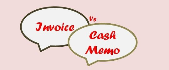 difference between payment voucher and invoice