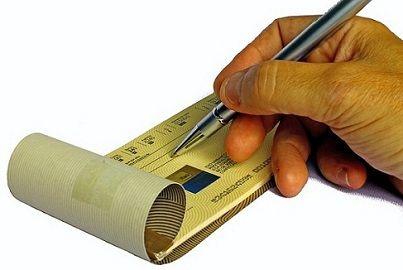 cheque vs boe