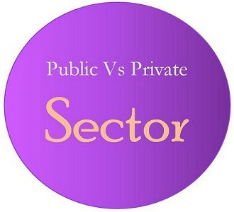 public vs private sector