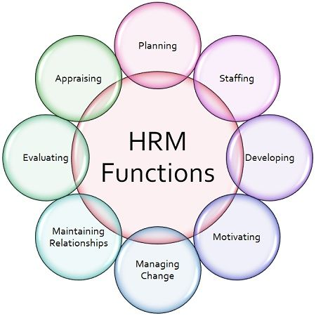 human resource management and function Is human resources (hr) the organizational function that must lead when dealing  with organizational change or is managing change a.