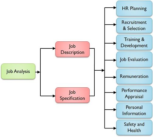 Use of Job Analysis
