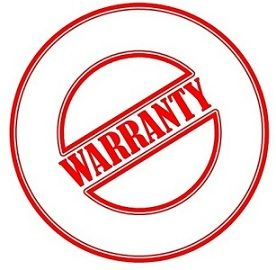 condition vs warranty