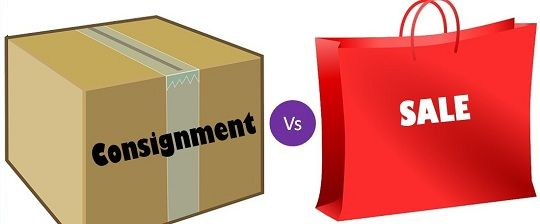Difference Between Consignment and Sale with Comparison Chart – Consignment Legal Definition