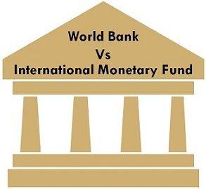 world bank vs imf
