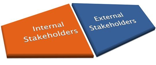 external stakeholder External stakeholders are those in the community who are impacted by your work how to build a stakeholder base for nonprofits accessed april 17.