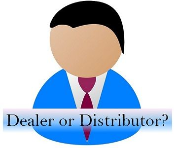Difference Between Dealer and Distributor (with Comparison