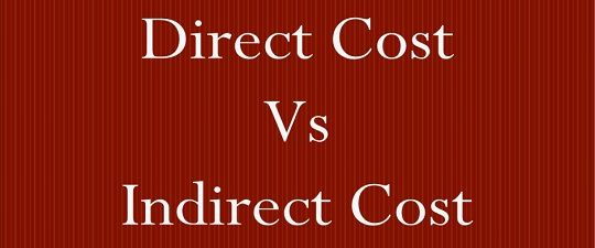 analysis of direct costs Compare your company with vectorcal relative to the price of acquisition, semi variable costs, and allocated direct and indirect costs of the drone navigation system the acquisition cost of a fixed asset is the economic sacrifice to acquire the asset and make it ready to be used in an activity.