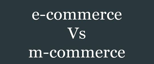 e commerce vs m commerce Texas a&m university-commerce is a four year university offering more than one hundred courses of study from 26 academic departments skip to content skip to navigation request form future students current.