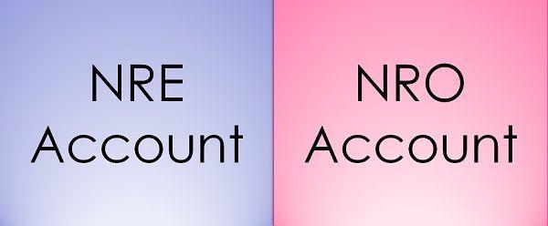 nre vs nro account