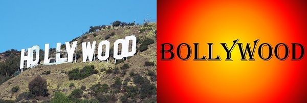 comparing hollywood and bollywood Hollywood and bollywood are the two main locations where commercial and art films are made bollywood produces nearly 98 percent commercial films and the remaining 2 percent makes up the art films hollywood however makes approximately 80 percent commercial films and 20 percent art films.