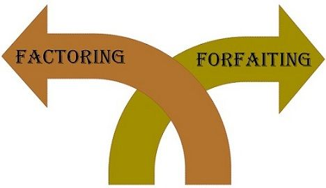 factoring vs forfaiting