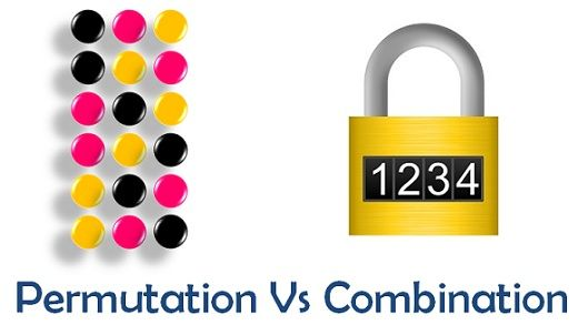 permutation vs combination