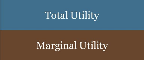 total vs marginal utility