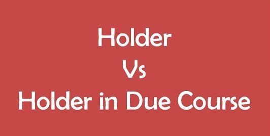 Holder vs HDC