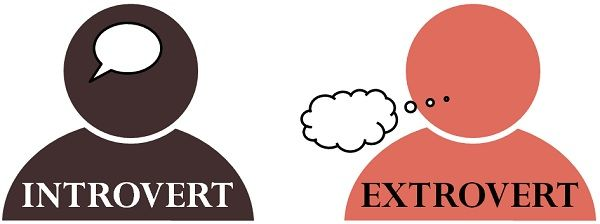 Difference Between Introvert and Extrovert (with Comparison Chart