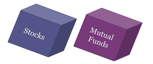 Comparison between mutual funds and other investment options