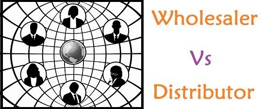 Difference Between Wholesaler and Distributor (with Comparison ...