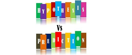 Difference Between Hypothesis and Prediction (with