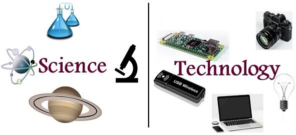 Difference Between Science And Technology With Comparison Chart  Science Vs Technology