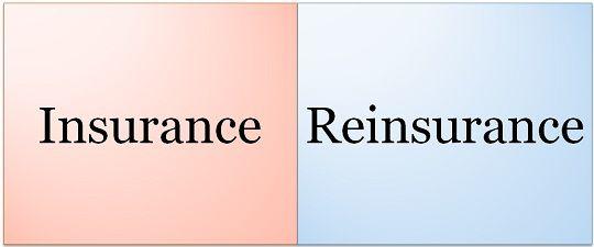 insurance vs reinsurance