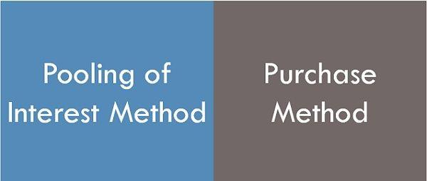Pooling of Interest Method Vs Purchase Method