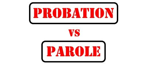 whats the difference between probation and parole
