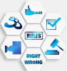 substantive law vs procedural law