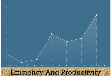Efficiency Vs Productivity