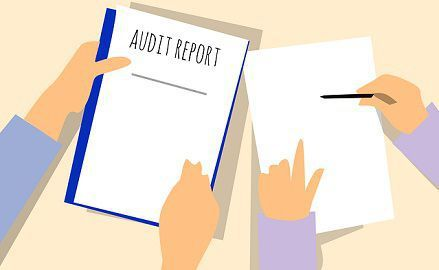 audit vs review