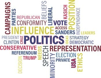 political science vs politics
