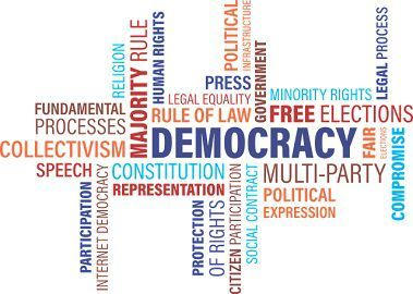Essay on power of press in democracy