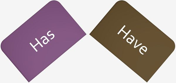 Has Vs Have