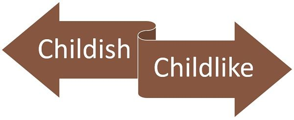childish-vs-childlike