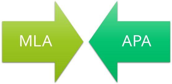 MLA vs APA