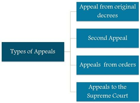 types of appeal