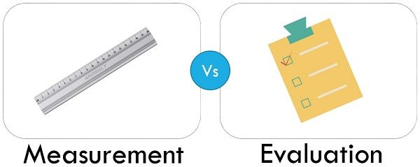 measurement-vs-evaluation