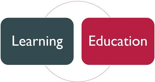 learning-vs-education