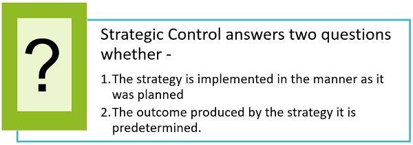 strategic-control-questions