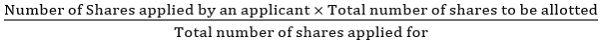 pro-rata-allotment-formula